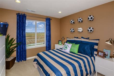 rooms to go bedrooms the soccer themed room for your athlete the at palisade park