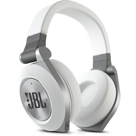 Headset Jbl E50bt Jbl Synchros E50bt Bluetooth On Ear Headphones White E50btwht
