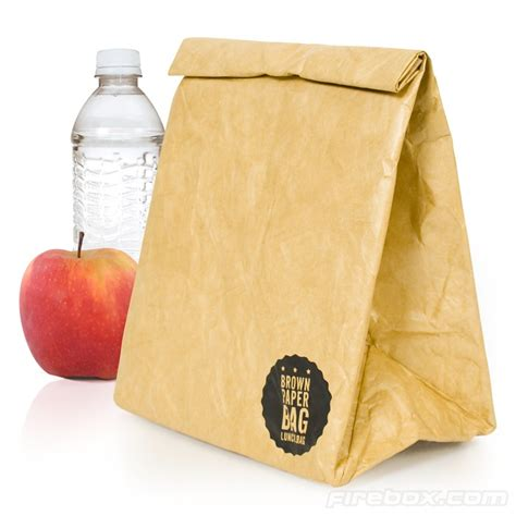 How To Make A Paper Lunch Bag - brown paper lunch bag at firebox