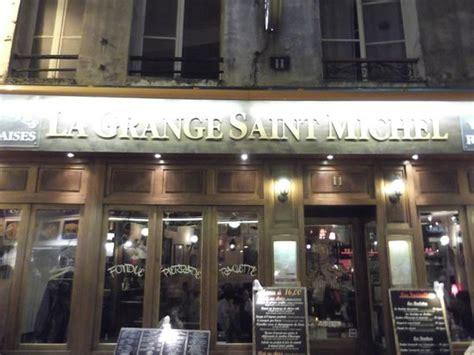Grange Michel by Menu Photo De La Grange Michel Tripadvisor