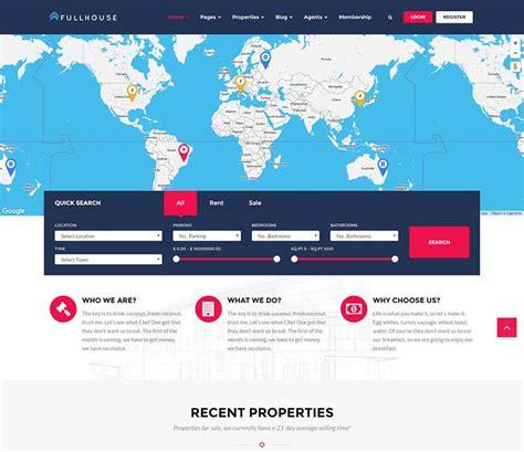 wordpress layout manager 18 best wordpress property management themes 2018