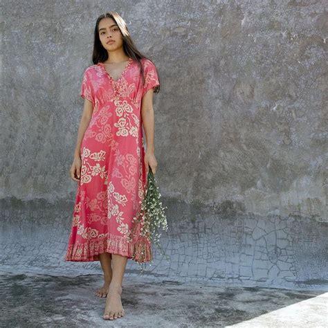 Dress Batik Handmade 63 best batik clothing images on clothes