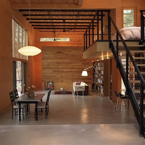 Urban Loft Floor Plan by Cabin Fever Scott Bromley And Jerry Caldari Create A Cool