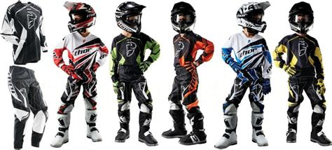 child motocross gear biker bargains deals for your 2 wheels