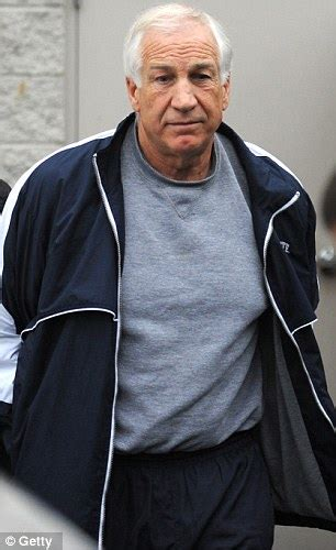 Jeff Sandusky Also Search For Comic Jeff Ross Dresses As Joe Paterno For Roseanne Barr Roast Daily Mail