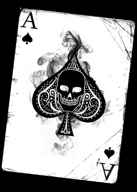 P Drawing An Ace From A Fair Deck Of Cards by 116 Best Images About Ace Of Spades On Pill