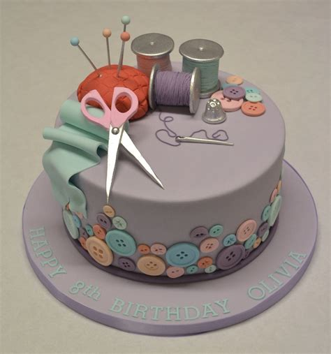Seasonal Home Decorations by Sewing And Needlework Cake Girls Birthday Cakes