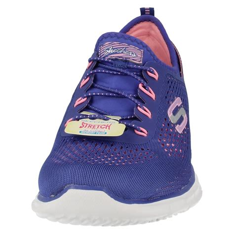 Sepatu Skechers Air Cooled Memory Foam skechers air cooled memory foam trainers harmony