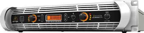 Behringer Nu12000dsp Power Lifier 12000 Watt With Dsp And Usb test behringer inuke nu12000dsp endstufe amazona de