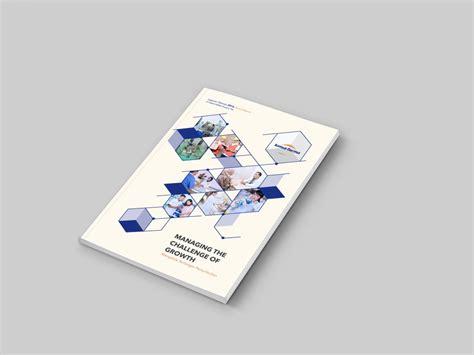 report design adalah pembuatan annual report perusahaan oleh design agency