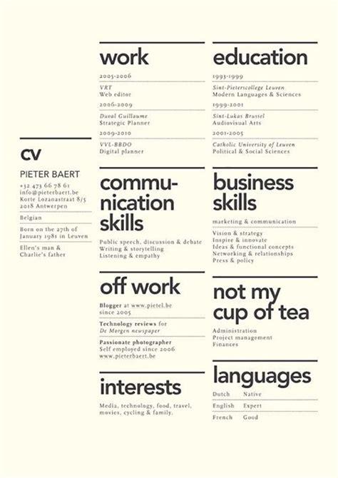 Resume Not Cv Oltre 1000 Idee Su Graphic Resume Su Curriculum Infografico Curriculum Vitae E
