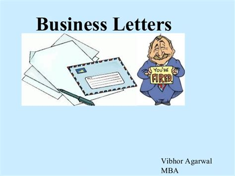 Types Of Business Letter And Its Purpose ppt on business letters and its types