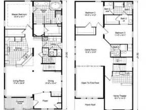 Ordinary Modern Townhouse Designs And Floor Plans #3: Two-story ...