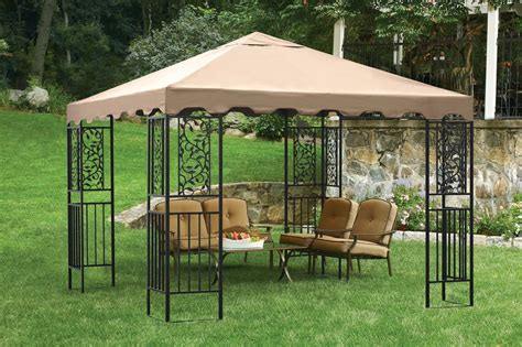 Patio Canopy Gazebo The Best Canopy For Garden Gazebo