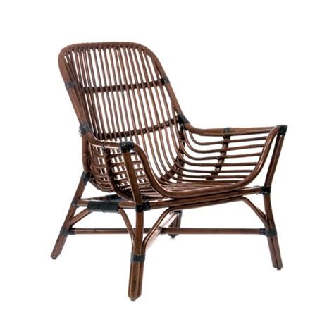 comfortable wicker chairs sleek rattan style and comfortable wood make this a chair