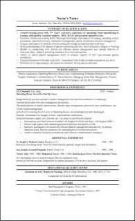 registered resume exles