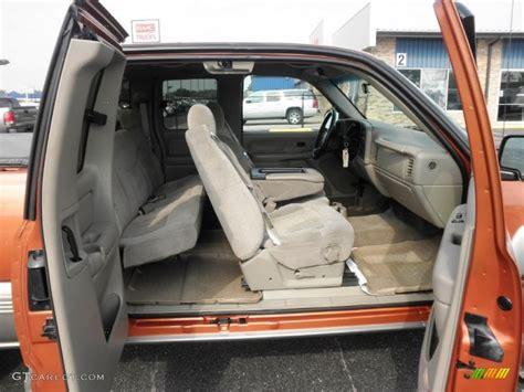 2001 Silverado Interior by 2001 Chevrolet Silverado 1500 Ls Extended Cab 4x4 Interior