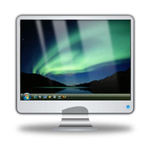 vista glass computer icon transparent png
