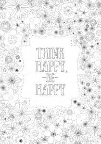 color for happiness free printable colouring pages inspirational