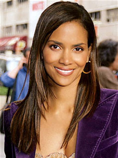 how does halle berry straighten her hair did halle berry straighten her hair halle berry straight