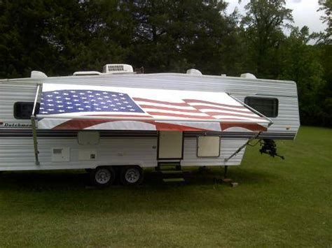 retractable trailer awnings choosing the best rv retractable awning rvshare com