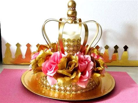 Crown Baby Shower Decorations by The 25 Best Ideas About Crown Centerpiece On