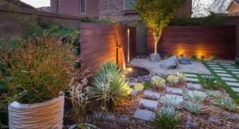 Designing Front Yard Landscape - beautiful desert succulent zen garden contemporary landscape orange county by studio h