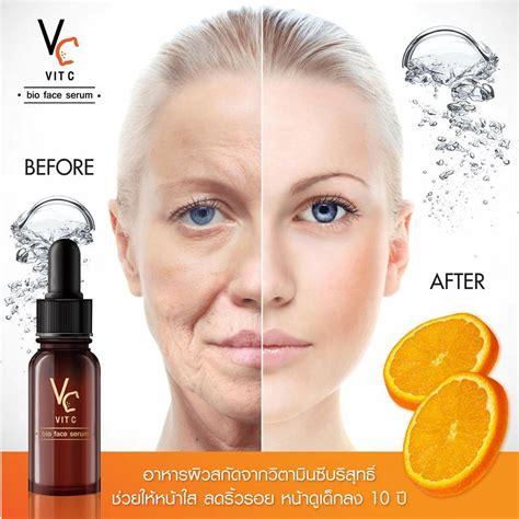 Serum Vit C Bio Spray vc vit c bio serum thailand best selling products popular thai brands