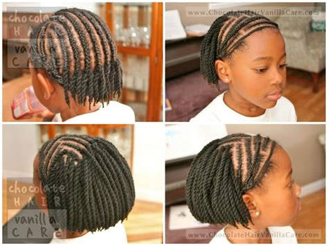 cynical twist braids short yarn crochet twists with bangs and protected edges