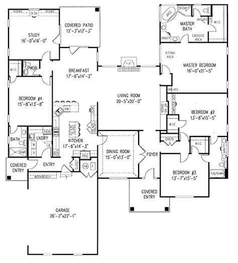 home office floor plans wonderful home office 6516rf architectural designs
