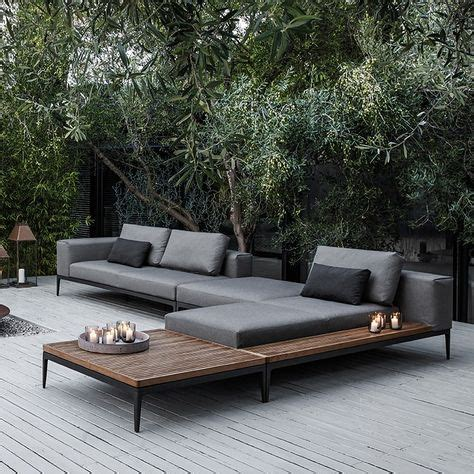 gloster grid choice of colours outdoor furniture - Wasserfeste Polster