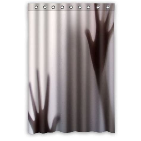 shower curtain halloween costume horrific halloween shower curtains webnuggetz com