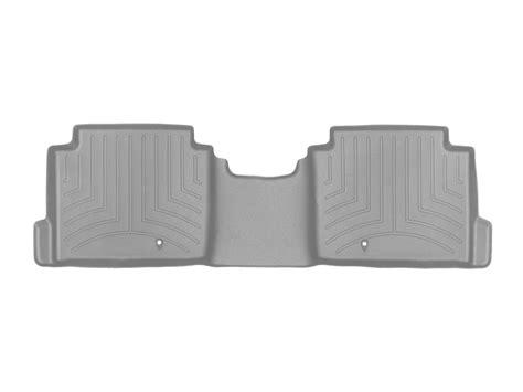 weathertech floor mats floorliner for hyundai elantra sedan 2nd row 2017 ebay