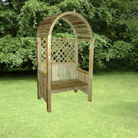 Garden Seating garden arbours reading outdoor seating oxford timber garden furniture swindon pressure treated