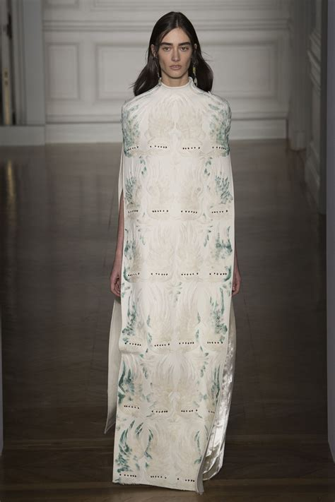 Show Report Haute Couture Ss 07 Valentino by Runway Report Valentino Ss17 Couture Palermo