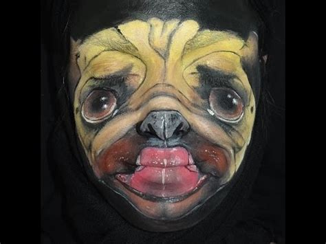 pug paint tutorial puppy doovi