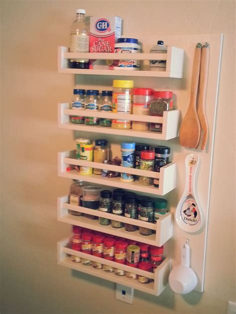 diy ikea wooden spice rack 343 best images about kitchen spice storage on spice racks stove and ikea spice rack