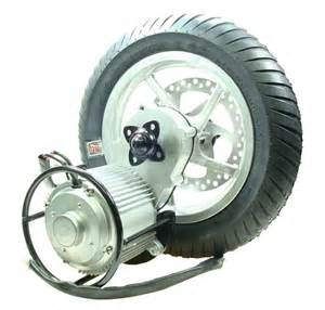Electric Car Motor Direct Drive 24 Volt 450 Watt Direct Drive Electric Motor Rear Wheel
