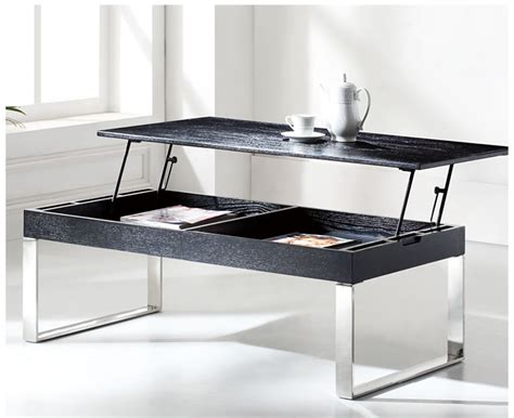 modern lift top cocktail table