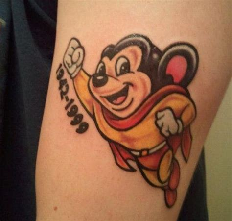 mighty mouse tattoo 190 best mighty mouse images on mighty mouse