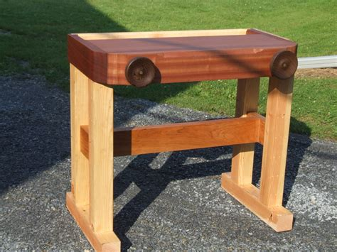 joinery bench moxon joinery bench by lateralus819 lumberjocks com