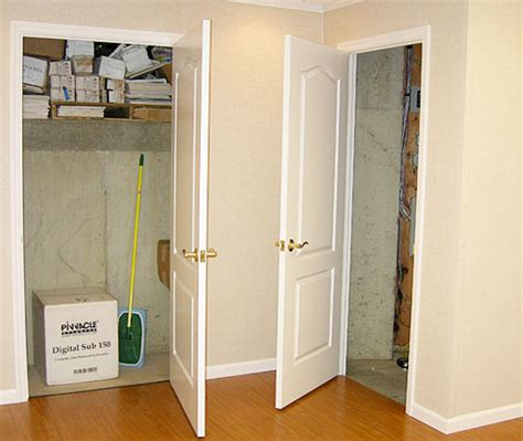 basement wall finishing system by total basement finishing