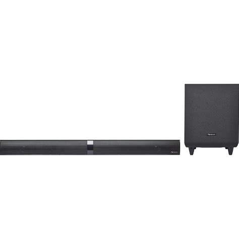 Sharp Home Theater 5 1ch Ht Cn310dvw nakamichi nk22 2 1 channel sound bar w bluetooth 174