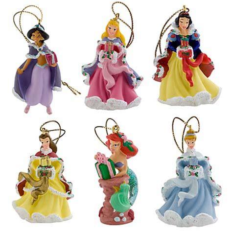 your wdw store disney christmas ornament set mini