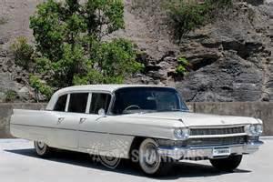 1965 Cadillac Limousine 2013 Shannons Sydney Autumn Classic Auction 06 05 2013