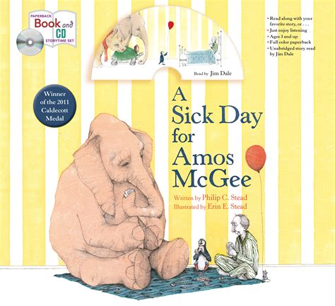 a sick day for amos mcgee books philip c stead authors macmillan