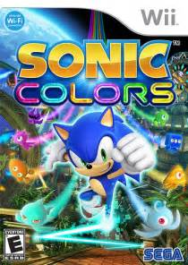 sonic colors wii ign