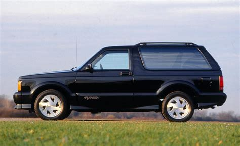 gmc syclone typhoon car and driver