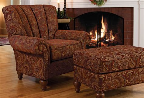 overstuffed chair and ottoman overstuffed chairs with ottoman overstuffed chair and