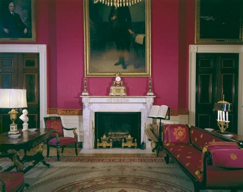 red room white house rooms vermeil room china room red room